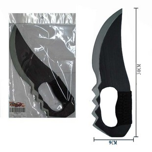 Image of Naruto Cosplay Accessories Asuma's Wooden Hand Sword