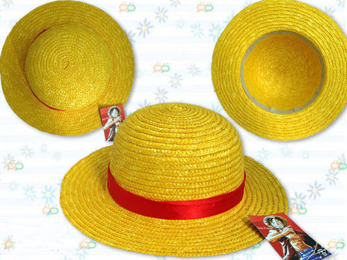 One Piece Luffy Straw Hat Cosplay Accesory.com