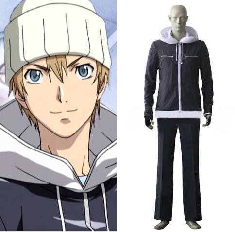 Air Gear Kazuma Mikura Cosplay Costume
