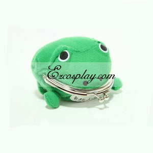 Naruto Frog Wallet Cosplay Accessory