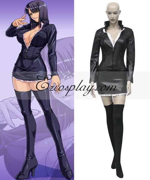 One Piece Nico Robin Cosplay Costume None