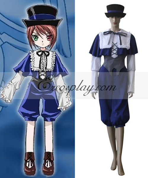 Image of Rozen Maiden Souseiseki Cosplay Costume