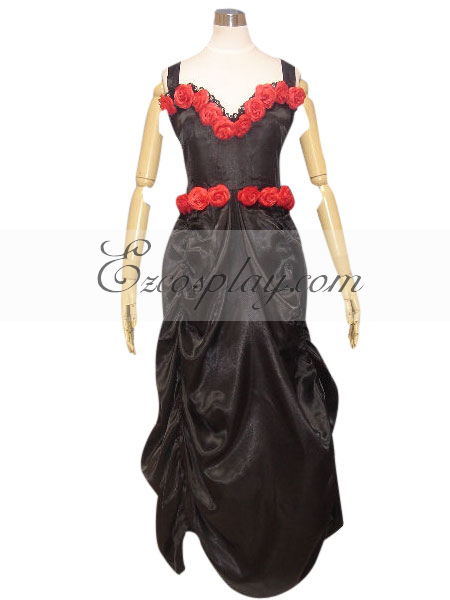 Image of D.Grayman Marian Cosplay Costume