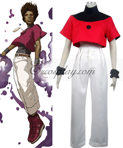 The King of Fighters' Cris Cosplay Costume
