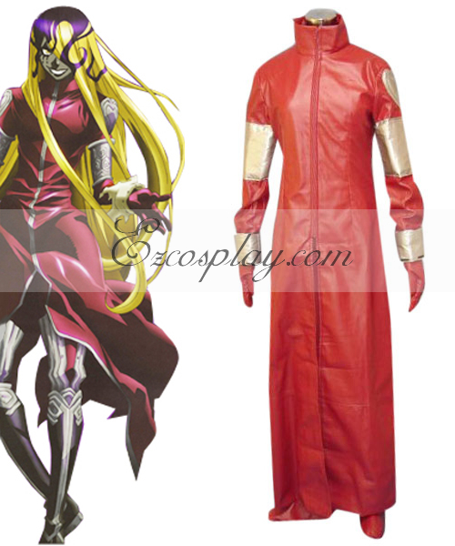 Image of D Grayman Jasdero Cosplay Costume