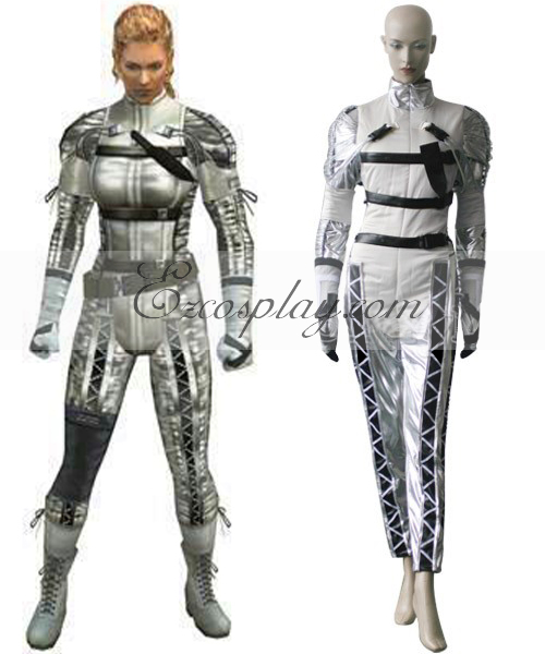 Metal Gear Solid 3 Boss Cosplay Costume.com
