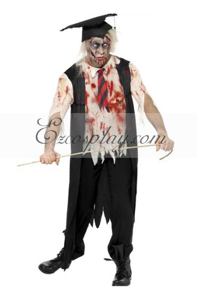 Halloween Academic Dress Cosplay Costume