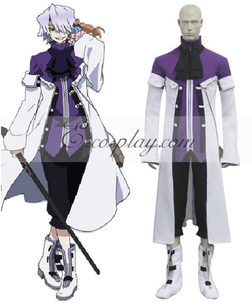 Pandora Hearts Xerxes Break Cosplay Costume - Proficient749