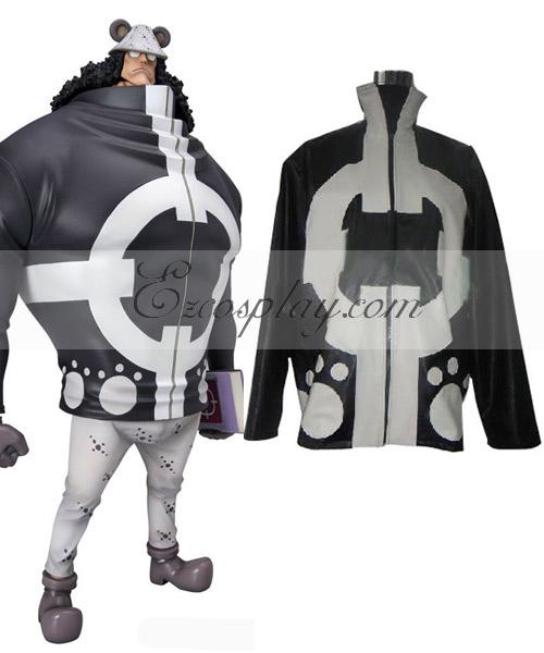 One Piece Bartholemew-Kuma Despot Cosplay Costume