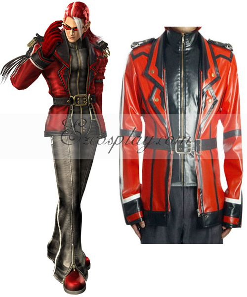 The King of Fighter Alba Meira Cosplay Costume