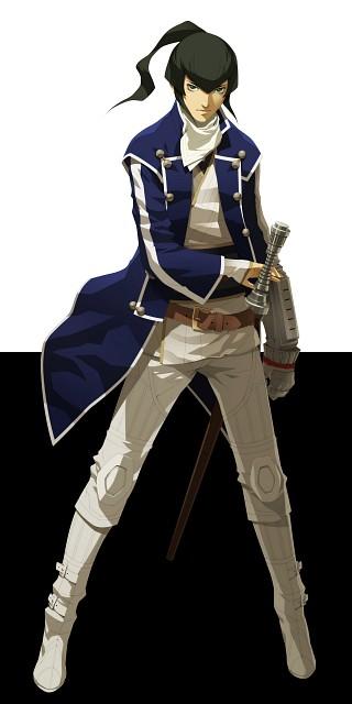 Shin Megami Tensei Flynn Cosplay Costume