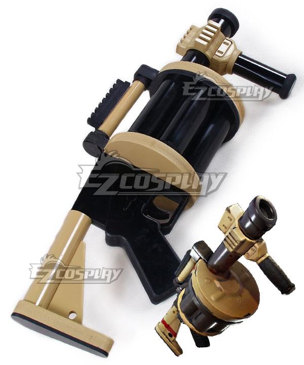 Fortnite Battle Royale Grenade Launcher Gun Cosplay Weapon Prop