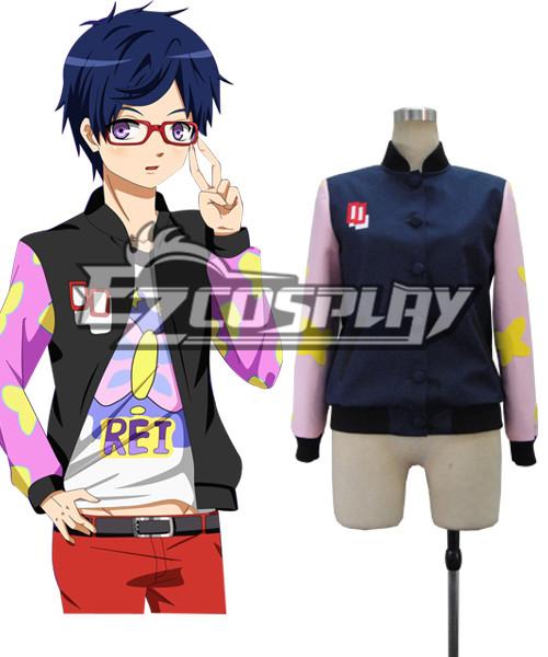 Free!ED Rei Ryugazaki Cosplay Costume