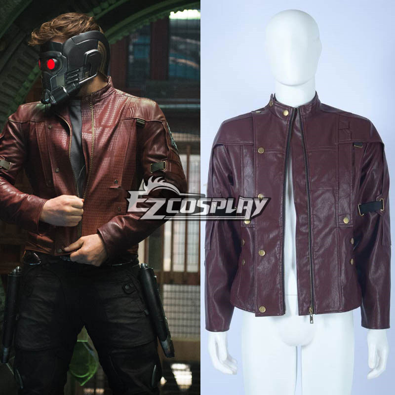 Guardians of the Galaxy Peter Quill / Star-Lord Cosplay Costume