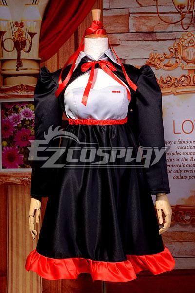 Vocaloid Zatsune Miku Cosplay Costume Deluxe-H11