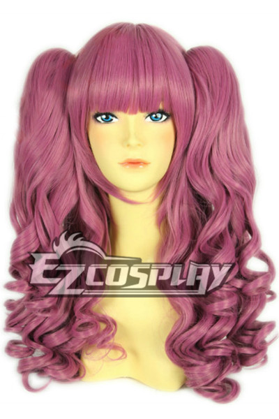 Hakkenden Eight Dogs of the East Shino Inuzuka Cospaly Wig None