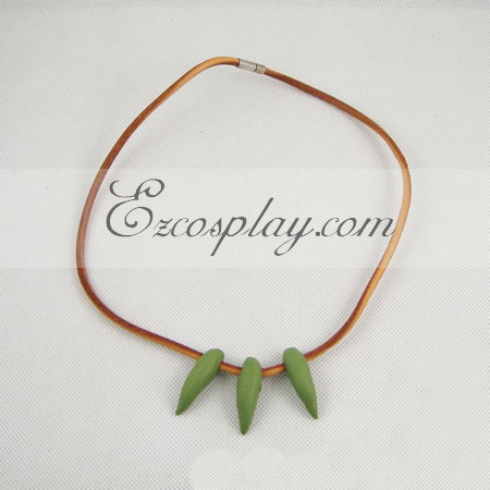 Hakuouki Three hook necklace