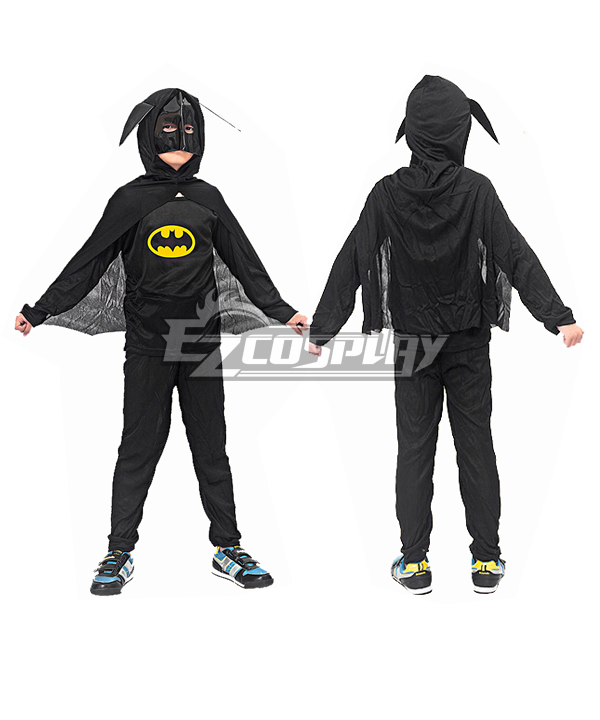 Halloween Kids Costume Bat Man Super Man Spider Man Cosplay Costume None