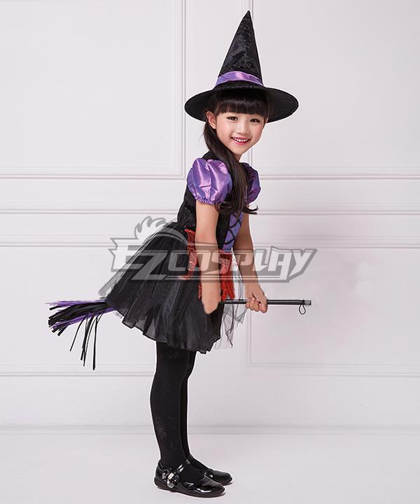Halloween Harry Pooter Magic Broom Cosplay Prop