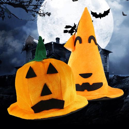 Halloween Costume Party Pumpkin Hat Cosplay Prop