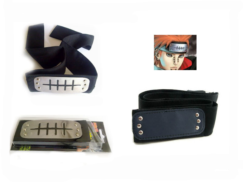 Naruto Cosplay Accessory Hidden Rain HeadBand