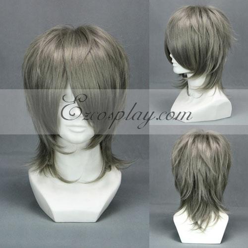 Hiiro no Kakera Kutani Ryou Gray Cosplay Wig-300A