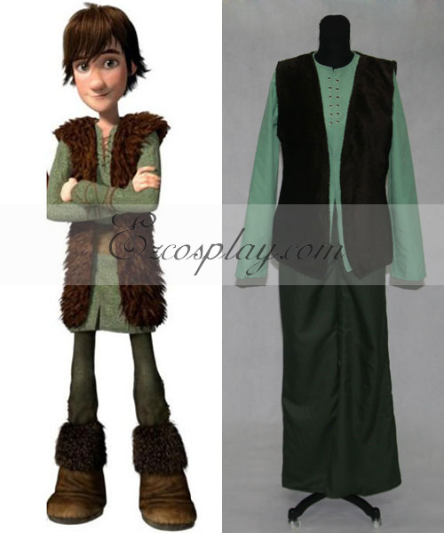 How to train your dragon cosplay costumes how to train your dragon hiccup cosplay costume ccuart Image collections