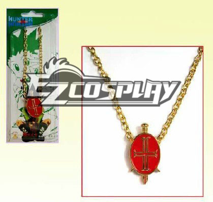 Hunter X Hunter Gon Freecss Cosplay Necklace