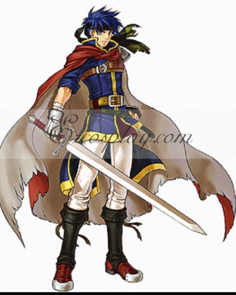 Fire Emblem Ike Cosplay Costume