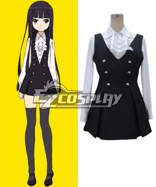 Inu x Boku SS Ririchiyo Shirakiin Uniform Cosplay Costume