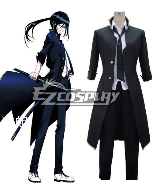 K Yatogami Kuroh Cosplay Costume - B Edition