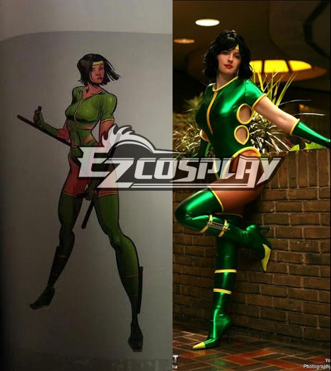 Image of Flynn Cosplay Costume From Shin Megami Tensei