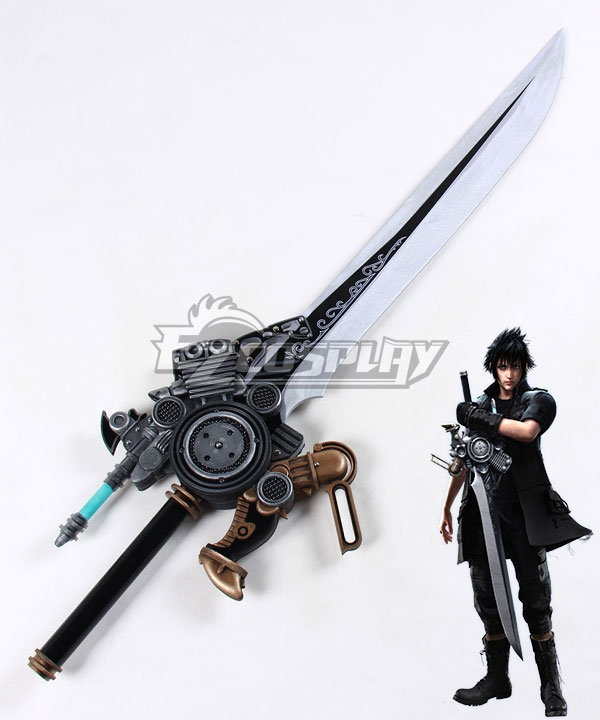Kingsglaive: Final Fantasy XV Noctis Lucis Caelum Sword Cosplay Weapon Prop  None