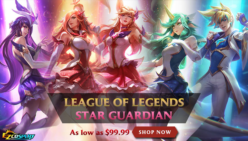 League of Legends Costumes on Sale