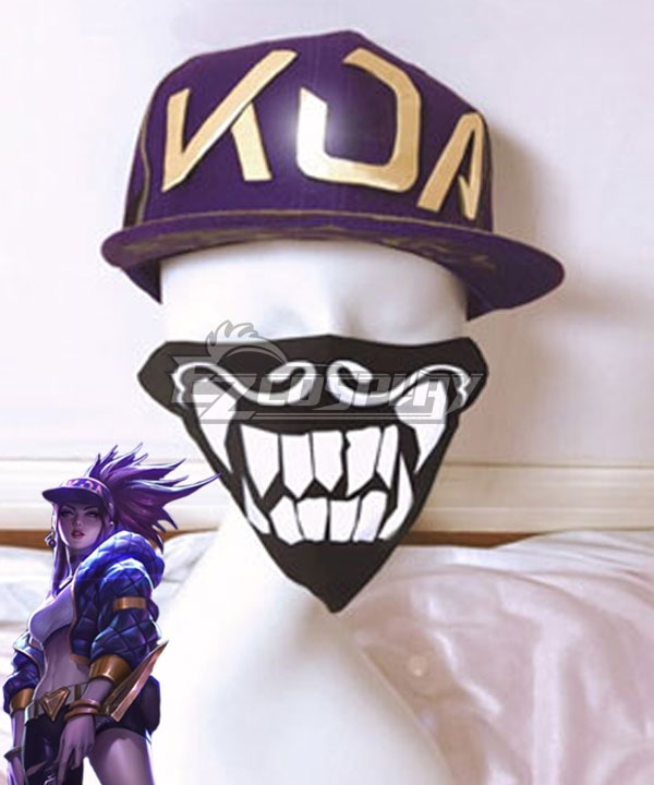Download Lol Kda Akali Mask Pictures