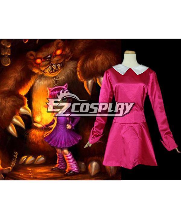 League of Legends Annie Original Skin Cosplay Costume