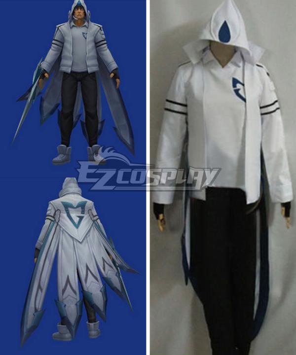 LOL League of Legends Talon Blade's Shadow Cosplay Costume
