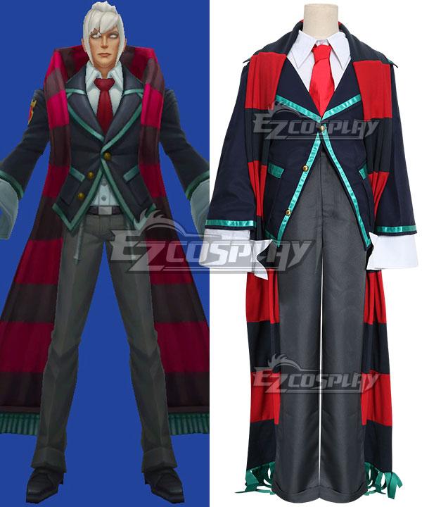 LOL0069 League of Legends Academy Vladimir Cosplay Costume