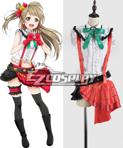 Love Live! School Idol Project Minami Kotori Performance Cosplay Costume None