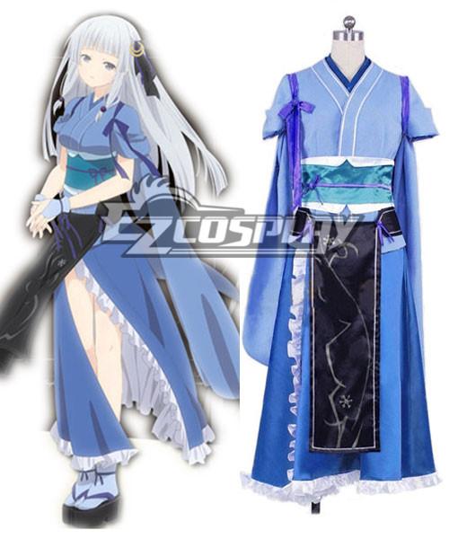 Machine-Doll wa Kizutsukanai Irori Cosplay Costume