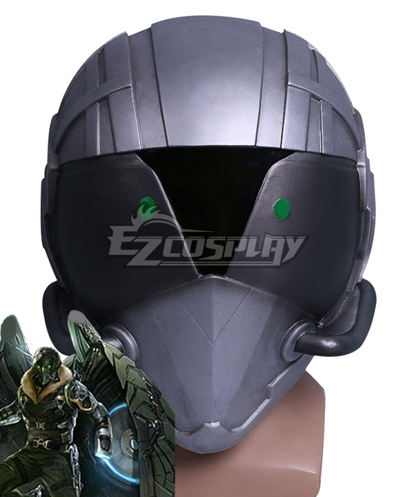 Marvel Spider-Man: Homecoming Vulture Helmet Halloween Cosplay Accessory Prop ENA0786