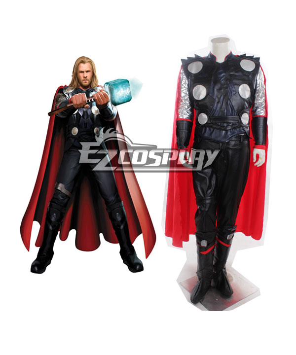 Image of The Avengers Thor Cosplay Costume