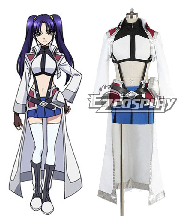 Cross Ange: Rondo of Angels and Dragons Kurosu Anju Tenshi to Ryu no Rondo Salia Saria Cosplay Costume None