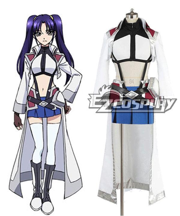 Cross Ange: Rondo of Angels and Dragons Kurosu Anju Tenshi to Ryu no Rondo Salia Saria Cosplay Costume None