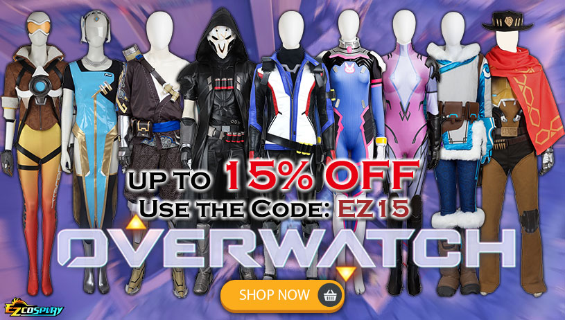 Overwatch Costumes on Sale