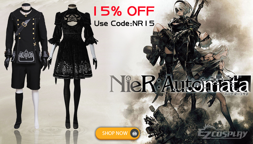 Nier: Automata Costumes on Sale