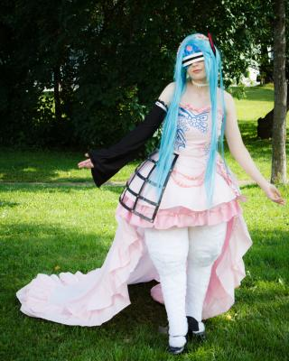Image of Pink Gothic Lolita Dress