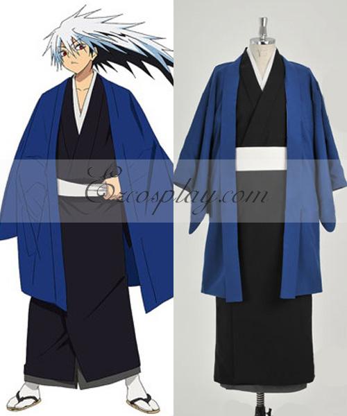 Nurarihyon no Mago Rikuo Nura Kimono Cosplay Costume