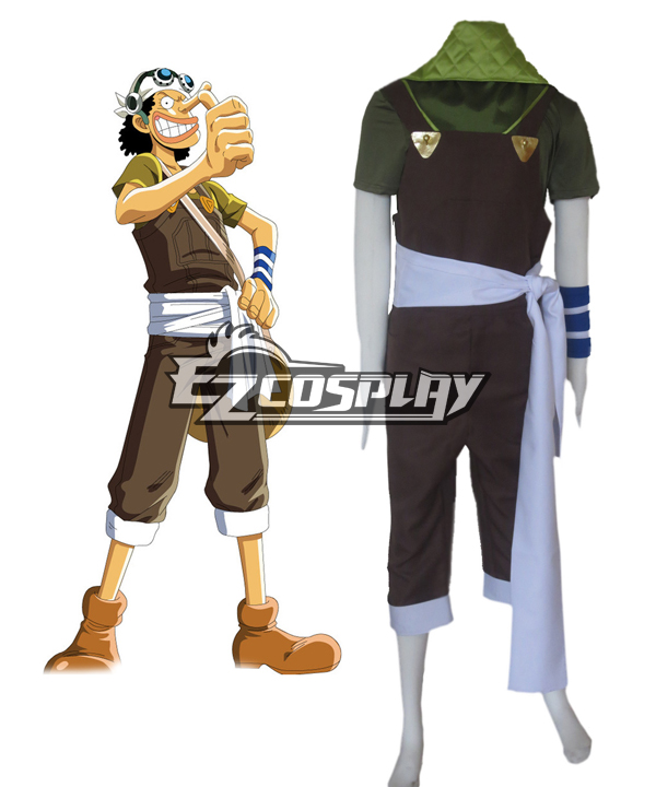 One piece King of Snipers Sniper King Usopp Two Years ago Cosplay Costume