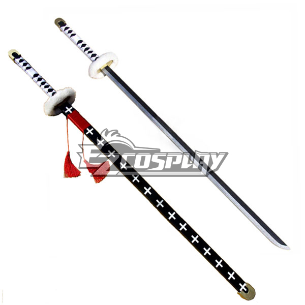 One Piece Trafalgar Law SoulBringer Sword Cosplay Weapon Prop